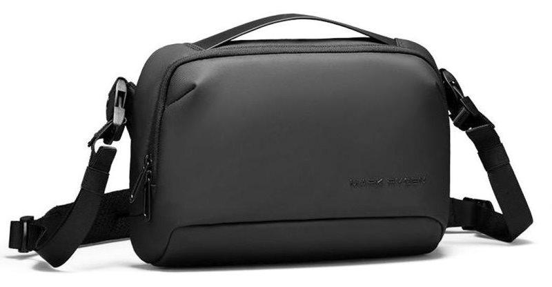 "MARK RYDEN τσάντα ώμου MR8909 με θήκη tablet 11"" 4L μαύρη"