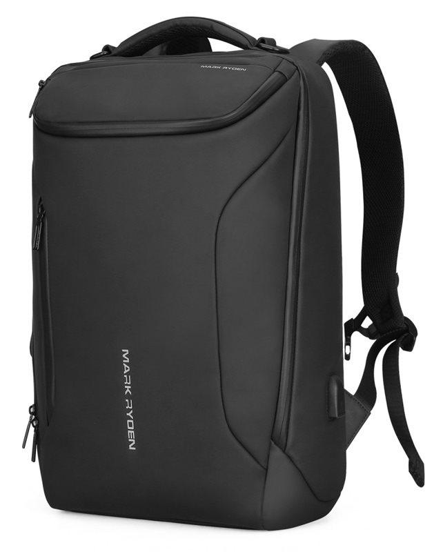 "MARK RYDEN τσάντα πλάτης MR9031Y με θήκη laptop 15.6"" μαύρη"