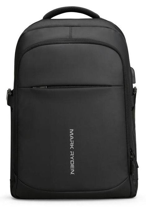 "MARK RYDEN τσάντα πλάτης MR9191DY-00 με θήκη laptop 15.6"" μαύρη"