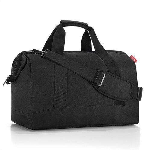 Reisenthel τσάντα ταξιδιού σειρά allrounder L Black