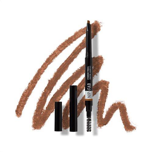 Nip + Fab Eyebrow Pencil Brown 02