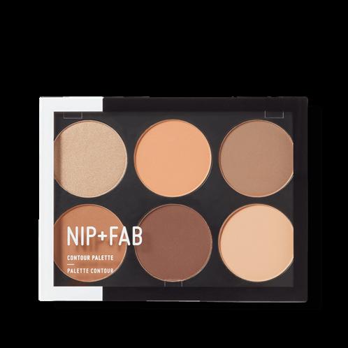 Nip + Fab Contour Palette Medium 02