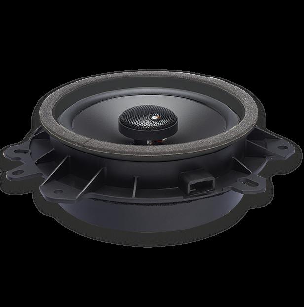 Powerbass OE652-TY Ομοαξονικά Ηχεία ΟΕΜ 6.5'' 60W RMS (Ζευγάρι)