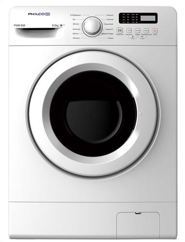 Philco Πλυντήριο Ρούχων 8Kg PWM 858