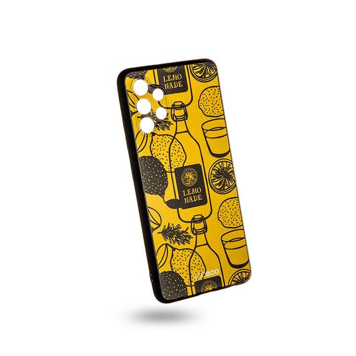 EGOBOO Case Mat TPU Lemonade (Samsung A32 4G)