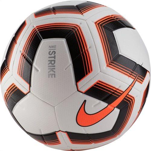 Nike Strike Team Μπάλα Ποδοσφαίρου White/Black/Total Orange/Total Orange
