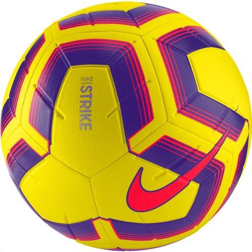 Nike Strike Team Μπάλα Ποδοσφαίρου Yellow/Purple/Flash Crimson