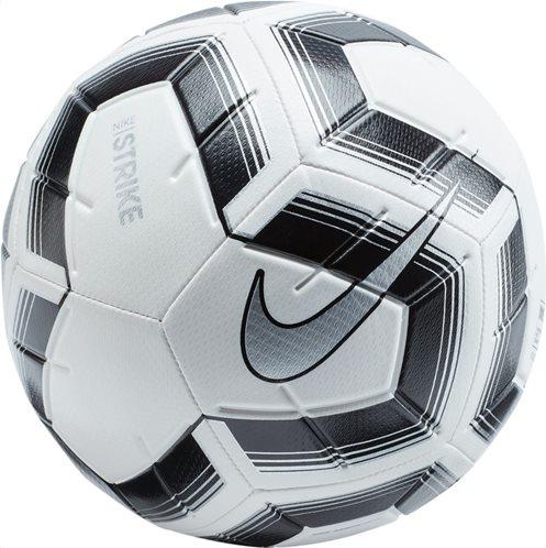 Nike FFF Strike Μπάλα Ποδοσφαίρου White/Black/Silver/Silver