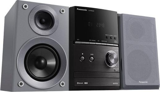 Panasonic Hi-Fi SC-PM600EG-S