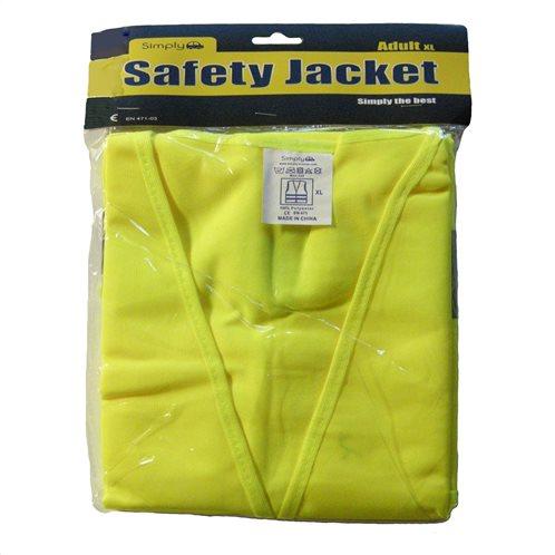 Simply Γιλέκο ασφαλείας XL