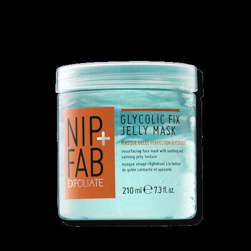 Nip+Fab jelly Μάσκα Προσώπου GLYCOLIC JELLY MASK 210ml
