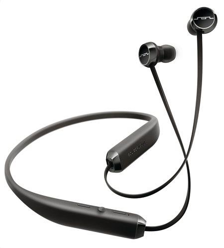 SOL Republic Shadow Ακουστικά Bluetooth Ψείρες In Ear Black SOL-EP1140BK
