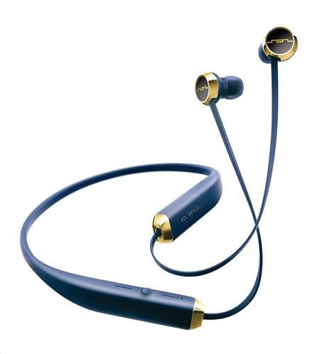 SOL Republic Shadow Ακουστικά Bluetooth Ψείρες In Ear Navy Blue SOL-EP1140NV