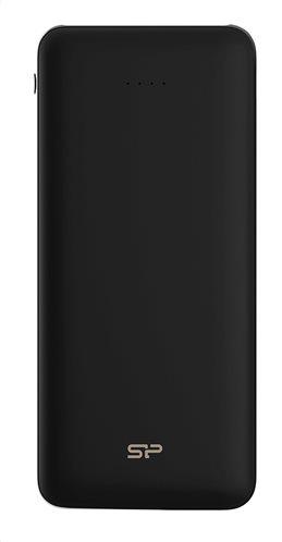 SILICON POWER Power Bank C200 20000mAh 2x USB Output Black