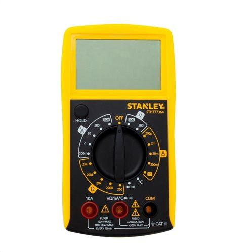 Stanley Πολύμετρο Ψηφιακό 300VAC/DC CAT III STHT0-77364