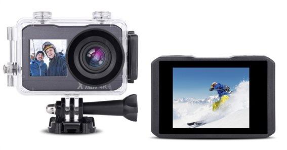X'trem Action Camera Selfie 4K Dual Screen CUHDW4K