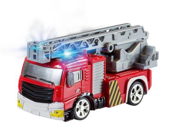 TOY REVELL RC MINI CAR FIRE TRUCK
