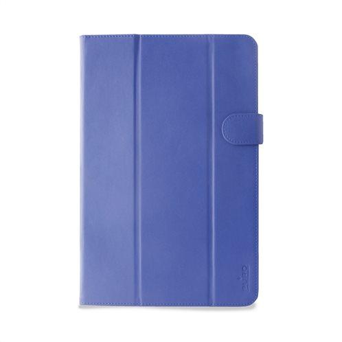 "PURO UNI CASE 10.1"" TABLET w/FOLDING BACK + STAND UP + MAGNETIC CLOSURE – Μπλε"