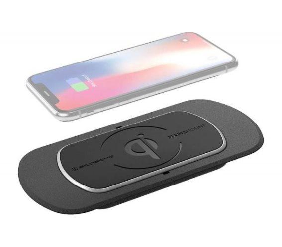 Scosche UQ01 MagicMount™ Φορτιστής Direct Fit Ασύρματης Φόρτισης QI για Smartphone