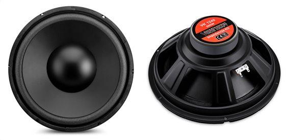 "VOICE KRAFT CLASSIC series woofer VK-1240-4 4 Ohm 12"" 160W RMS"