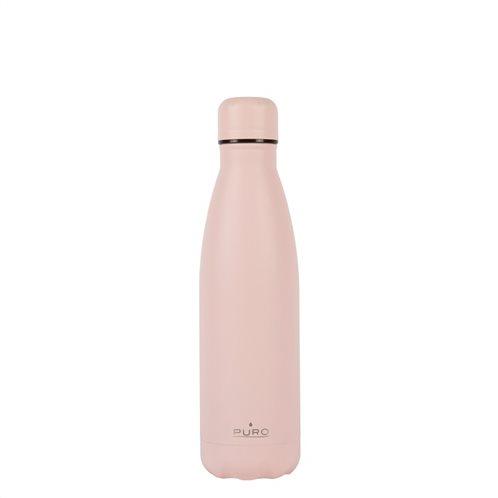 PURO Μπουκάλι Icon 500ml - Ροζ