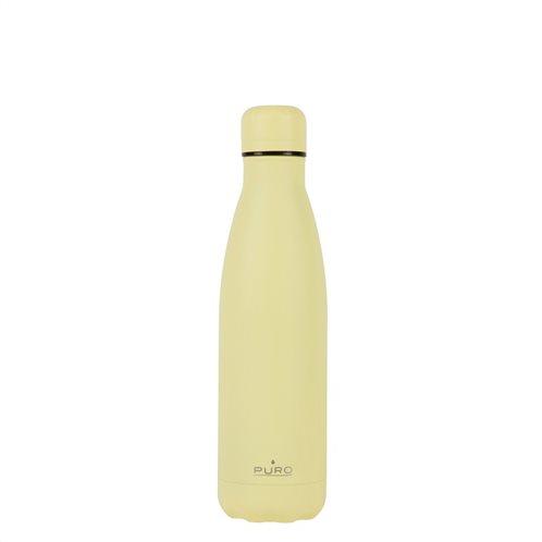 PURO Μπουκάλι Icon 500ml - Κίτρινο