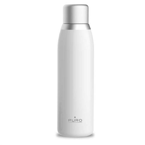 PURO Smart Bottle Double Wall 500ml Άσπρο