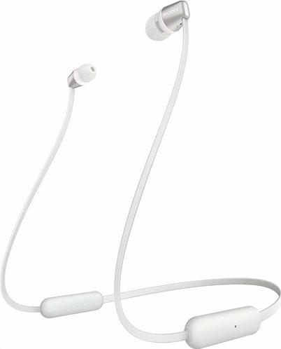 Sony Bluetooth Handsfree Ακουστικα WI-C310 White