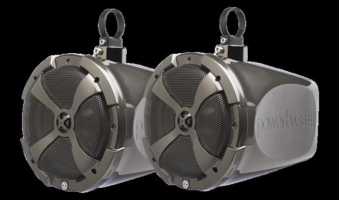 """Powerbass XL-POD8SR Ηχεία POD Σκάφους (Marine) Μικρού Εύρους 8"""" 100W RMS (Ζευγάρι)"""