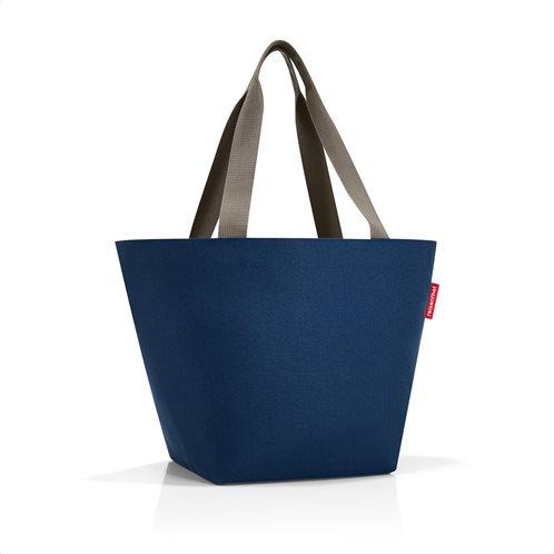 Reisenthel τσάντα ώμου σειρά Shopper M Dark Blue