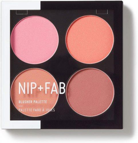 Nip + Fab Blusher Palette Blushed 01