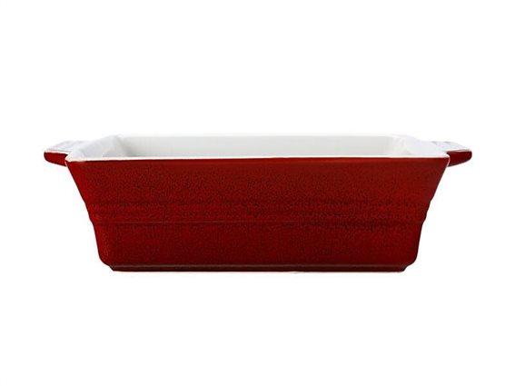 Maxwell & Williams Πυρίμαχο Τετράγωνο Σκεύος Cucina 22Χ22Χ8cm Κόκκινο