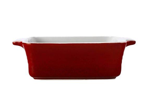 Maxwell & Williams Πυρίμαχο Τετράγωνο Σκεύος Cucina 26Χ26Χ8cm Κόκκινο