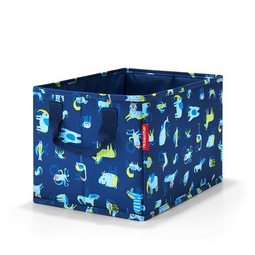 Reisenthel κουτί αποθήκευσης 34x22x25cm Kids ABC Friends Blue