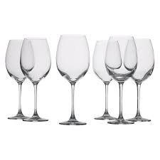 Maxwell & Williams Ποτήρια Νερού/Κρασιού Mansion 480ml - Σετ 6τεμ