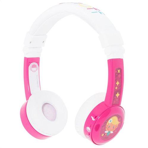 BuddyPhones InFlight Pink