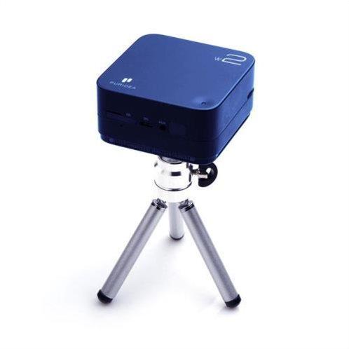 Προβολέας Τσέπης Puridea Smart Micro W2 Σκούρο Μπλε