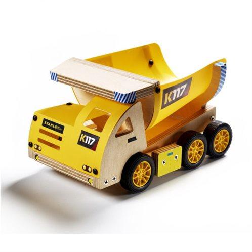 Stanley Jr Ξύλινη Κατασκευή Φορτηγό με ανατρεπόμενο κάδο 51533