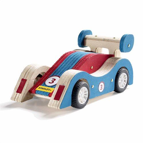 Stanley Jr Ξύλινη Κατασκευή Αγωνιστικό αυτοκίνητο 51536