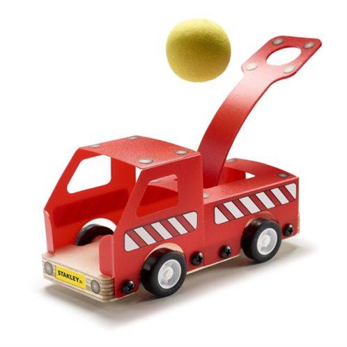 Stanley Jr Ξύλινη Κατασκευή Φορτηγό καταπέλτης 51543