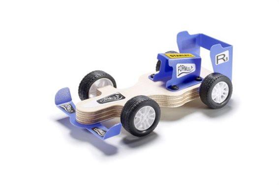 Stanley Jr Ξύλινη Κατασκευή Αυτοκίνητο Formula 1 51539