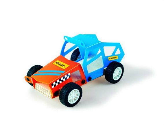 Stanley Jr Ξύλινη Κατασκευή Αυτοκίνητο άμμου 51544