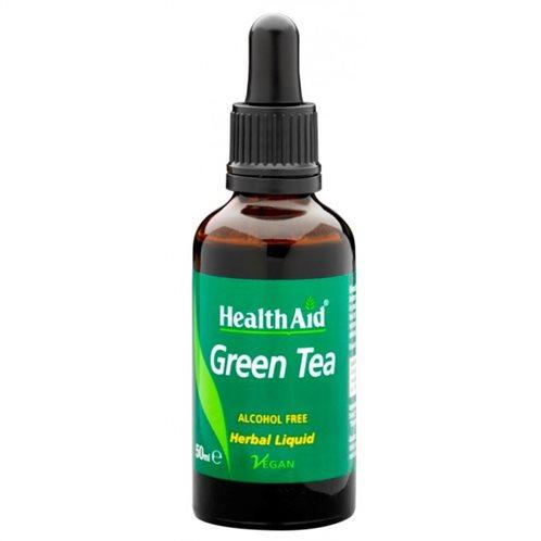 Health Aid Green Tea Extract Drops 50ml