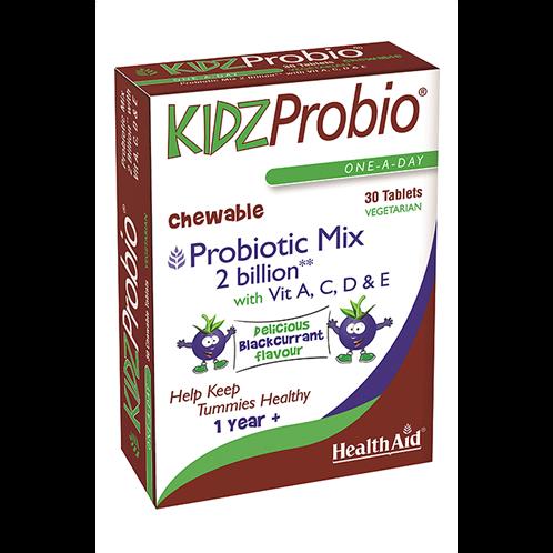 Health Aid Kidz Probio 30 chew.tabs