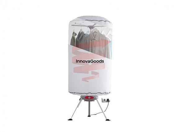InnovaGoods Ηλεκτρικό Στεγνωτήριο Ρούχων dry balloon 1000W θερμαινόμενη πτυσσόμενη απλώστρα