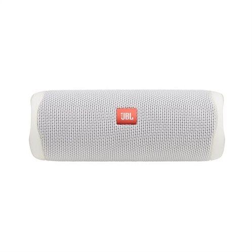 JBL Flip 5, Bluetooth Speaker, Waterproof IPX7 (White)