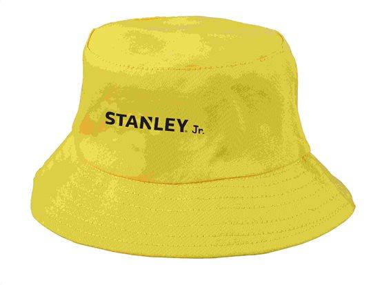 Stanley Jr Παιδικό Καπέλο Bucket Υφασμάτινο Κίτρινο