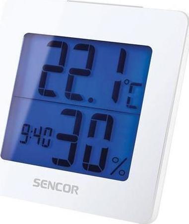 Sencor Θερμόμετρο-Ξυπνητήρι SWS 1500 W