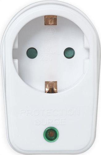 SONORA Αντάπτορας ρεύματος με προστασία υπέρτασης, SPAW100
