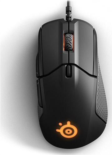 SteelSeries Gaming Ποντίκι Ενσύρματο Rival 310